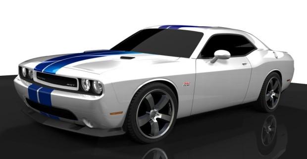SEMA 2010: Dodge Challenger SRT8 392 mit mehr Power
