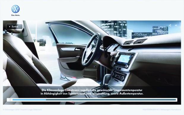 Volkswagen startet Werbekampagne für den neuen Passat