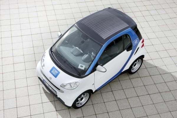 Carsharing als zweites Standbein für Autobauer?
