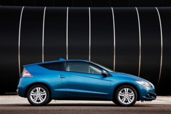 Test: Honda CR-Z - Ein bisschen Retro und viel Futurismus
