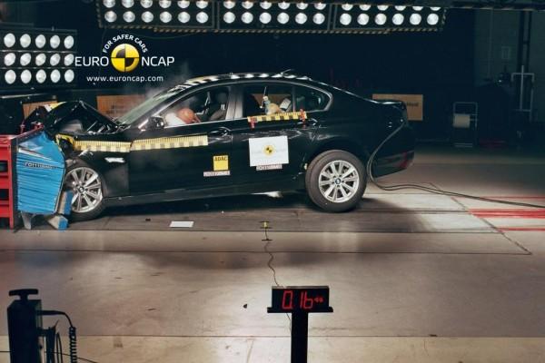 Euro NCAP - Gute Ergebnisse bei erschwerten Bedingungen