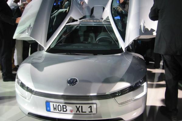 Volkswagen XL1 - Einen Flügelschlag vom 1-Liter-Auto entfernt