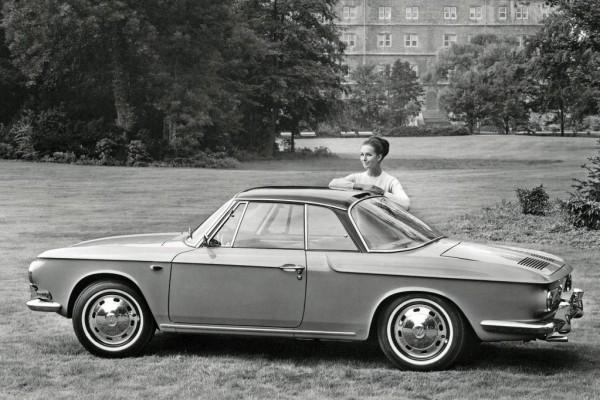 Der große Karmann Ghia feiert seinen 50. Geburtstag