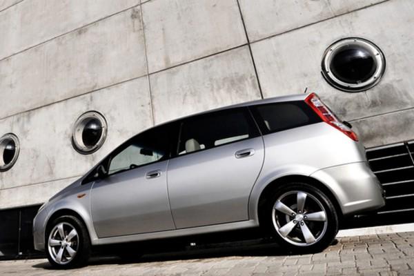 Landwind bringt Kompakt-Van für 12 995 Euro