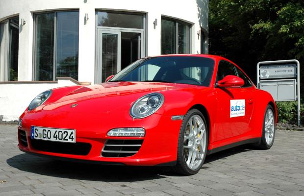 Auto im Alltag: Porsche 911 Carrera 4S Coupé