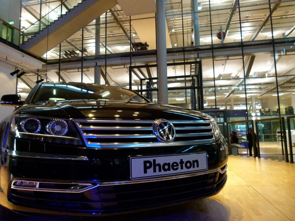 ECHO Jazz 2011: Der neue Phaeton