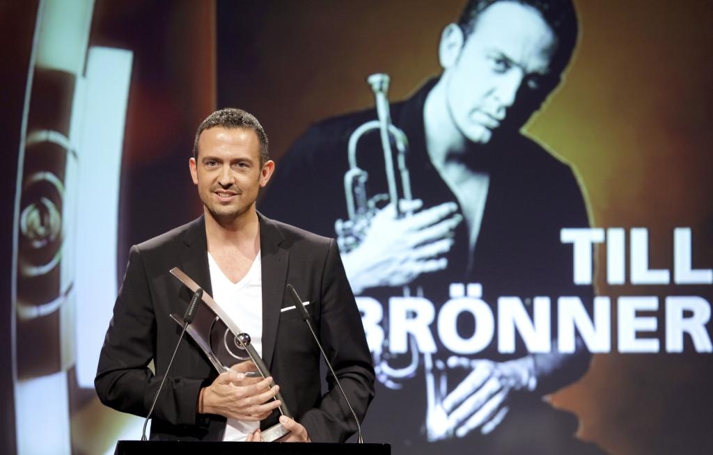 ECHO Jazz 2011: Till Brönner, einer der Preisträger des Abends