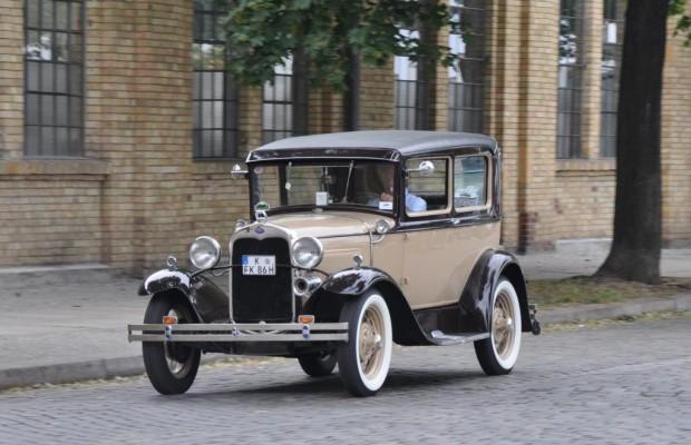 Fahrbericht: Ford A-Modell - Der Ami vom Rhein