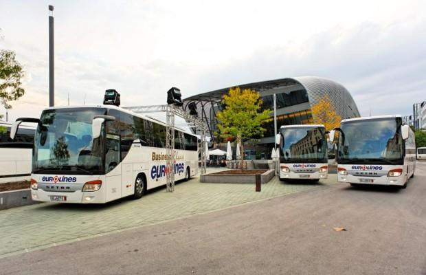 Fernbusse - Die Bahn hält sich raus