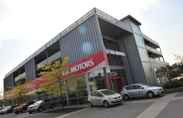 Neues Design für Kia-Autohäuser