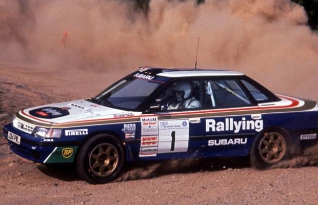 Subaru: Allrad-