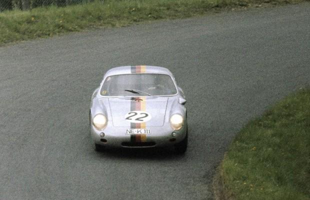 Porsche 756 Abarth - Ein GT-Weltmeister auf Rallyepfaden