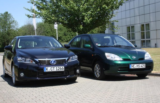 Toyota Prius I versus Lexus CT 200h - Gegen den Strom