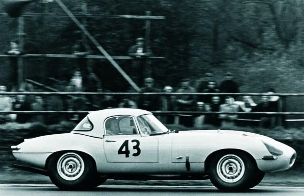 50 Jahre Jaguar E-Type: Als Leichtgewicht auf der Rennstrecke