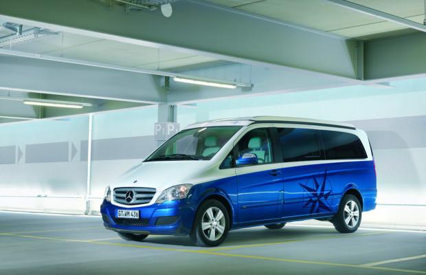 Caravan-Salon 2011: Westfalia präsentiert Jubiläumsmodell