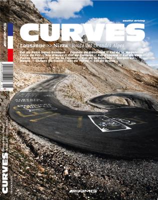 Das Glück liegt in den Kurven - das neue CURVES Magazin