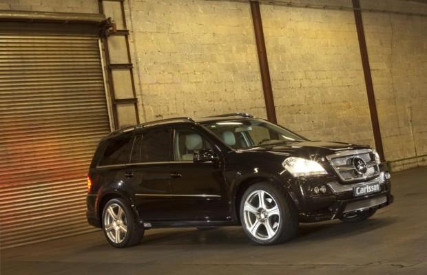 IAA 2011: Carlsson CGL45 - Mehr Wucht für das große Mercedes-SUV