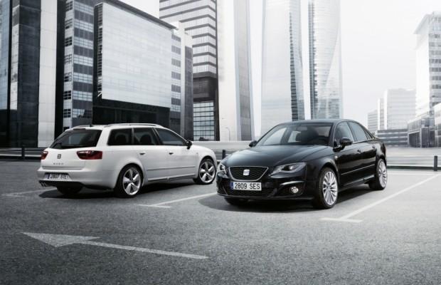IAA 2011: Seat Exeo - Feintuning am Spanien-Audi
