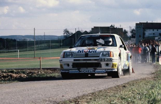 Peugeot mit Sonderausstellung beim AvD-Oldtimer-Grand-Prix