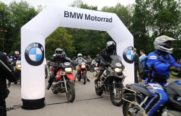 BMW ruft zur GS-Challenge 2012 auf