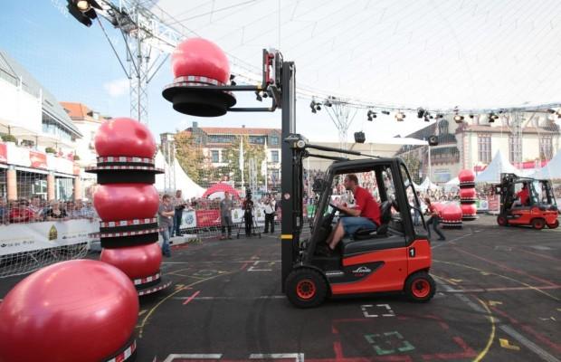 Panorama: Stapler-WM - Motorsport der ganz anderen Art