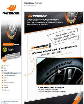 Hankook sucht Testfahrer