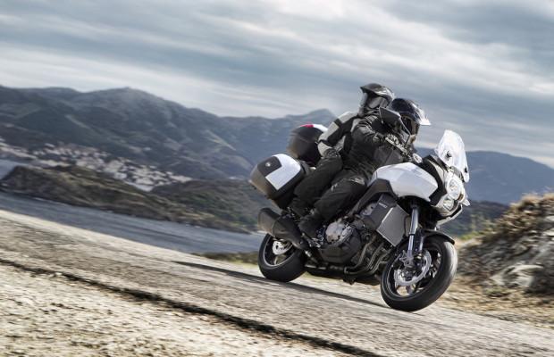 Kawasaki bringt Versys 1000