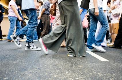 Unfallforschung: Diagonalgrün für Fußgänger kein Allheilmittel