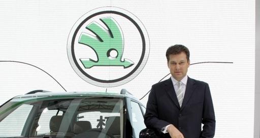 Dr. Gerrit Marx: Škoda und der chinesische Markt passen gut zusammen