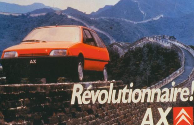 Tradition: 25 Jahre Citroen AX - Ein Franzose auf der Chinesischen Mauer