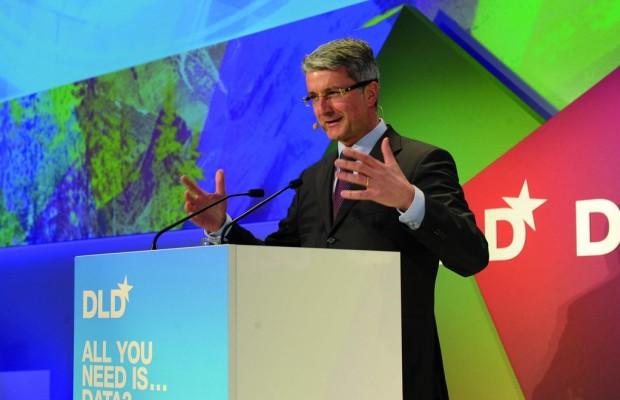 Audi präsentiert sich auf der DLD Conference