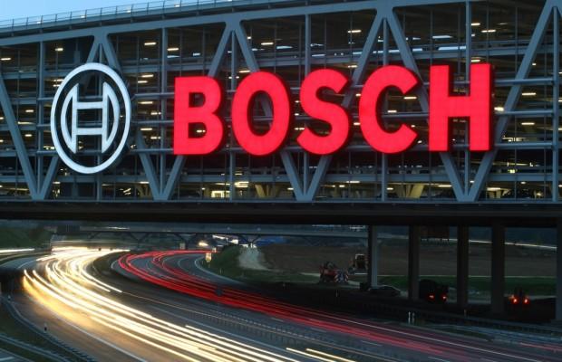 Bosch hat Wachstumsziel übertroffen