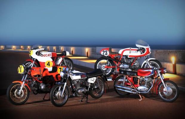 Ducati Versteigerung - Schnelle Geschichte