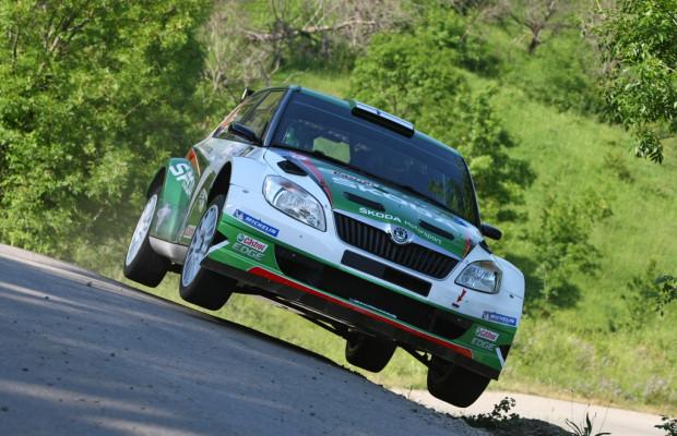 Skoda startet in die Rallye-Saison