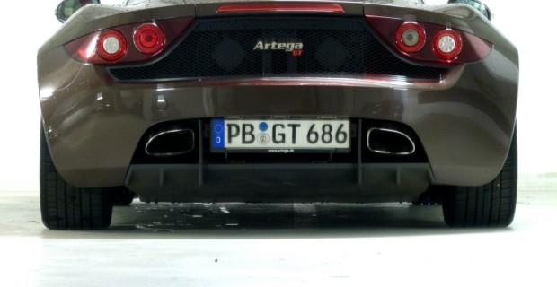 Test: Artega GT – Exotischer Leicht-Athlet aus Deutschland