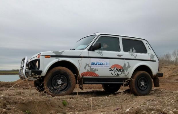 Test Lada Niva 4x4 1.7i: Es gibt Dinge, die ändern sich nie