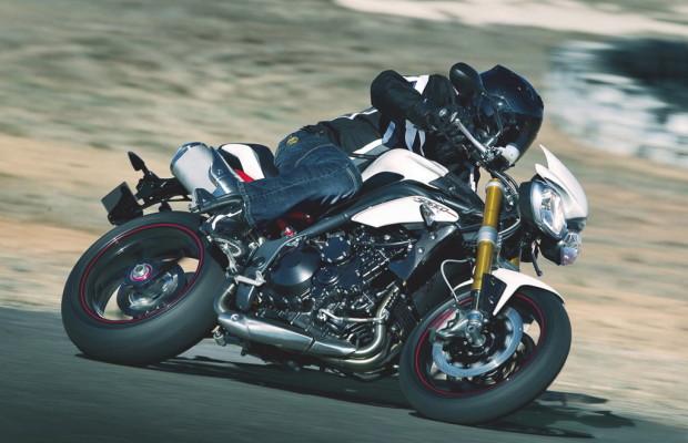 Triumph gibt Preise der neuen Modelle für 2012 bekannt