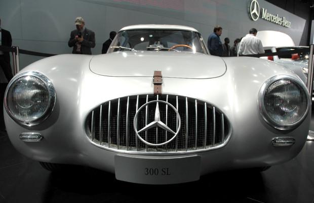 Der heimliche Star: Begegnung mit dem Mercedes 300 SL, Nummer 2
