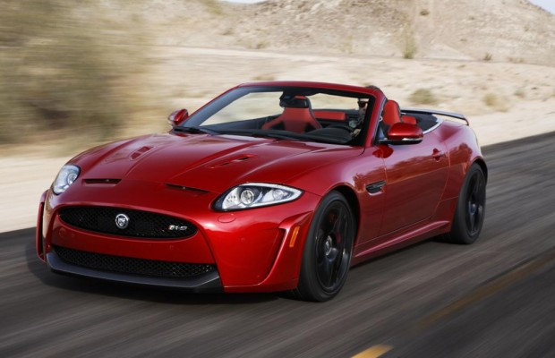 Jaguar XKR-S Cabrio - Im Rausch der Sinne