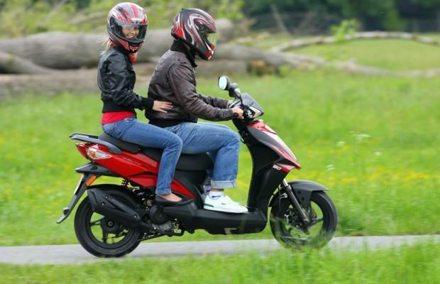 Moped-Kennzeichen - Ab März wird es blau