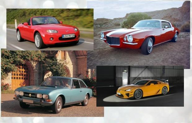 Von Ferrari bis Mercedes - Die 10 aufregendsten Genf-Premieren aller Zeiten
