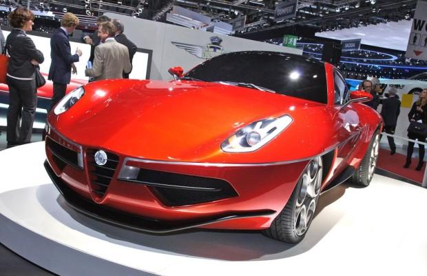 Genfer Salon 2012: Studien und Concept Cars - Das ökologisch korrekte SUV-Cabrio mit italienischem Flair
