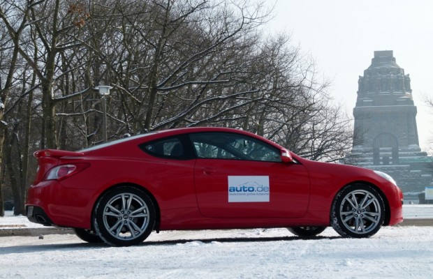 Test: Hyundai Genesis Coupe - Koreanischer Sportler zu fairem Preis