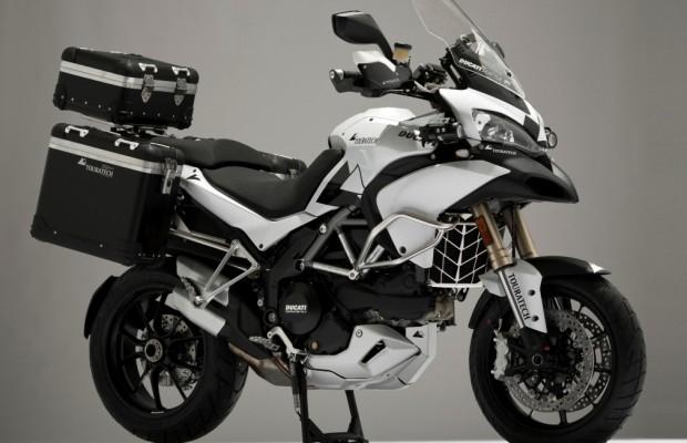 Touratech Adventure Edition für Ducati Multistrada