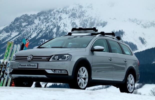VW Passat Alltrack - Der richtige zum Pferde stehlen