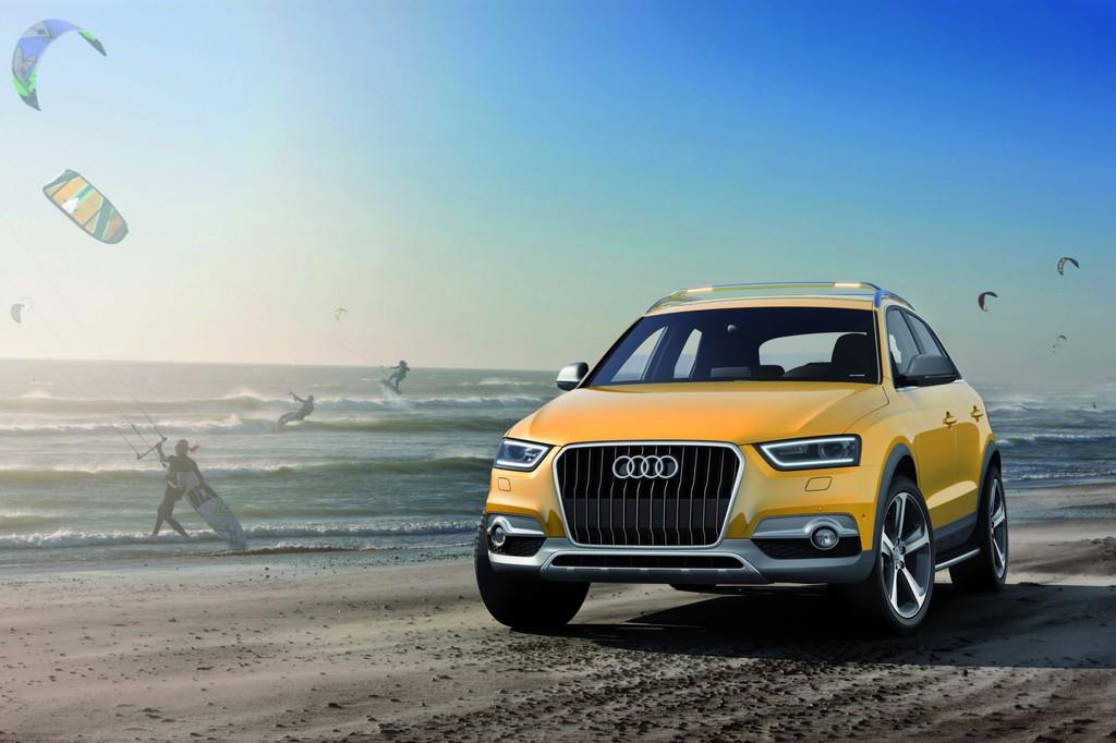 Peking 2012 Audi Q3 Im Zeichen Des Drachens Magazin