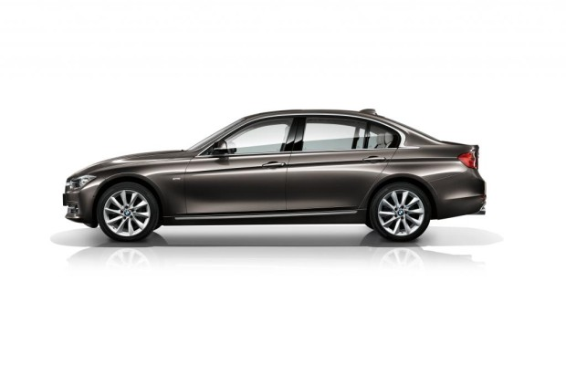 Peking 2012: Langer 3er-BMW