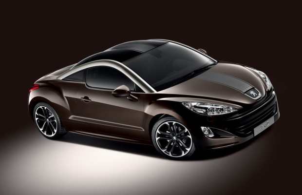 Peugeot RCZ als exklusives Sondermodell