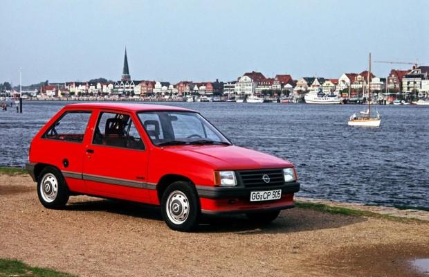 Tradition: 30 Jahre Opel Corsa - Ein Mini-Blitz für Tom und Jerry