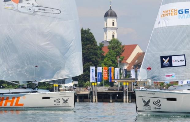 Match Race Germany: Bodensee-Regatta mit Boots-Duell und Weltpremiere